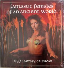 Fantastic Females of an Ancient World 1990 Calendar