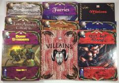 Fantasy Supplements Collection - 9 Books!