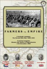 Farmers vs. Empire (English Edition)