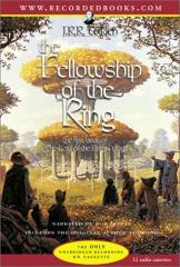 Fellowship of the Ring, The - Unabridged Audio (12 Cassettes)