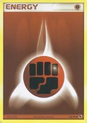 Fighting Energy (C) #105