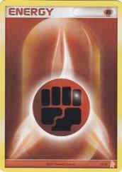 Fighting Energy (C) #11