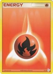 Fire Energy (C) #11