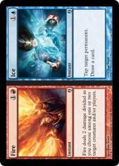 Fire/Ice (U) (x4)