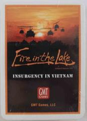 Fire in the Lake - Card Deck
