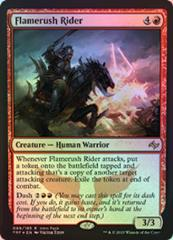 Flamerush Rider (Fate Reforged Intro Pack) (Foil)