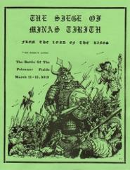 Siege of Minas Tirith, The w/Battle of Slag Hills