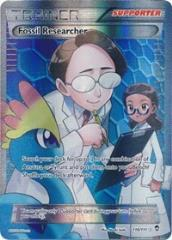Fossil Researcher (110 Full Art) (Ultra R) #110 (Holo)