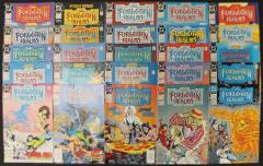 Forgotten Realms Comics Complete Series - #1 - #25