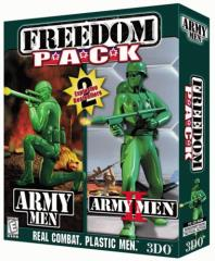 Army Men - Freedom Pack
