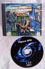 FSpace 2001 CD-Rom