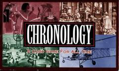 Chronology - A Card Game for all Time