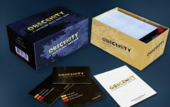 Obscenity - A Shameless Adult Party Game