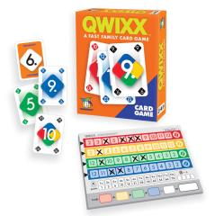Qwixx - The Card Game
