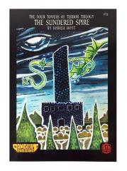 Four Towers of Terror Trilogy, The #3 - The Sundered Spire (D&D 5E)