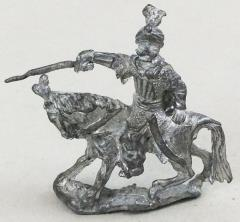 Mounted Sultan #1