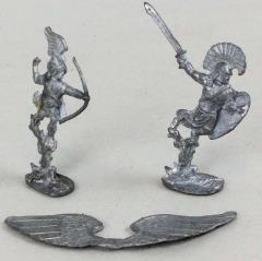 Winged Warriors #1