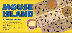 Mouse Island - A Maze Game