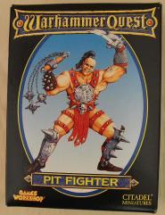Warrior Pack - Pit Fighter