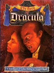 Fury of Dracula, The (1st Edition, Plastic Figures)