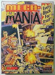 Judge Dredd - Mega Mania