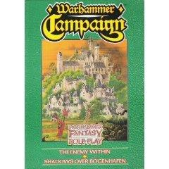 Warhammer Campaign - Enemy Within/Shadows Over Bogenhafen