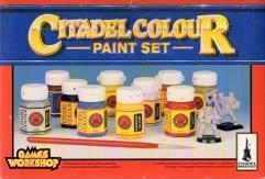 Citadel Color Paint Set (1994 Edition)