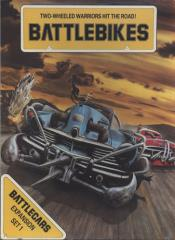 Battlecars - Battlebikes Expansion
