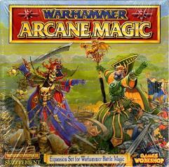 Warhammer Battle Magic - Arcane Magic