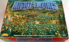 Mighty Empires Lot - Complete Game + Bonus Components!