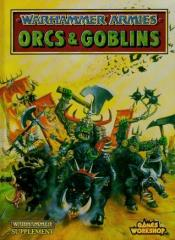 Warhammer Armies - Orcs & Goblins (1993 Edition)