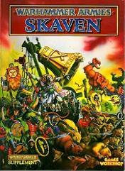 Warhammer Armies - Skaven (1993 Edition)