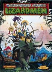 Warhammer Armies - Lizardmen (1996 Edition)