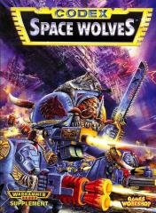 Codex Space Wolves (2nd Edition)