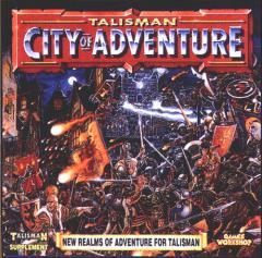 City of Adventure (3rd Edition)