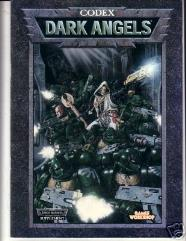 Codex Dark Angels (3rd Edition, 1st Printing)