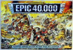 Epic 40,000 w/Painted Figures