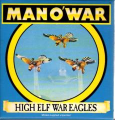 High Elf War Eagles