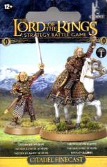 Theoden - Helm's Deep (Finecast)