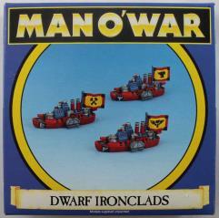 Dwarf Ironclads