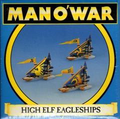 High Elf Eagleships