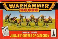 Catachan Jungle Fighters (1994 Edition)