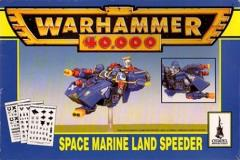Land Speeder (1994 Edition)