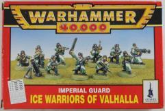 Ice Warriors of Valhalla
