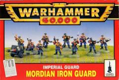 Mordian Iron Guard (1995 Edition)