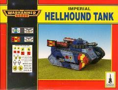 Hellhound Tank (1996 Edition)