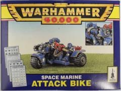 Attack Bike (1994 Edition)