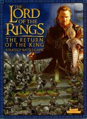 Return of the King Boxed Game Rulebook, The