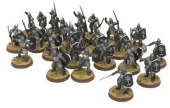Warriors of Minas Tirith Collection #1