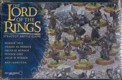 Mordor Orcs (2007 Edition)